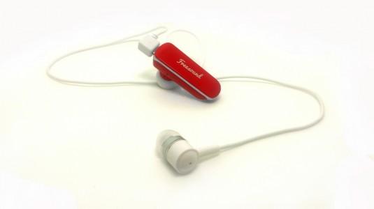 原装美国品牌FREESOUND FR-H100BW万能立体声双边运动蓝牙耳机