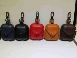 适用无线蓝牙耳机苹果AirPods充电盒防摔保护套外贸爆款
