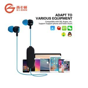 工厂跨境专供新款超长待机防水运动无线蓝牙重低音立体声耳机
